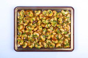 سوهان بادام هندی طلایی